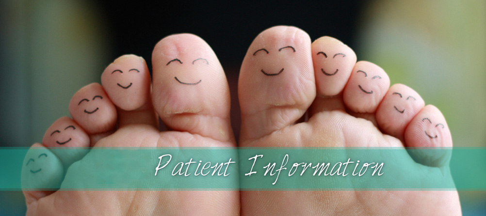 Dallas Foot Center | Dallas Podiatrists | New Patient